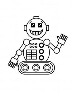 Раскраски роботы и трансформеры | Раскраски для мальчиков